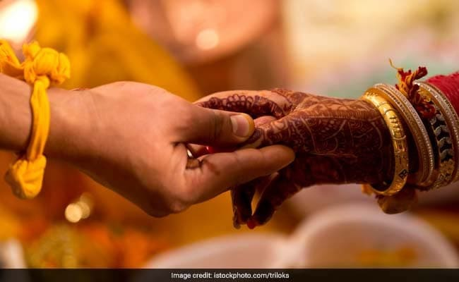 UP Official Marries Woman Who Accused Him Of Sexual Exploitation