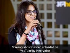 Her Poem On Finding Peace Struck A Chord With Farhan Akhtar. Give It A Listen