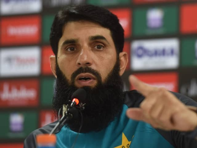 Misbah-ul-Haq says, Pakistan team struggling in every department in T20Is