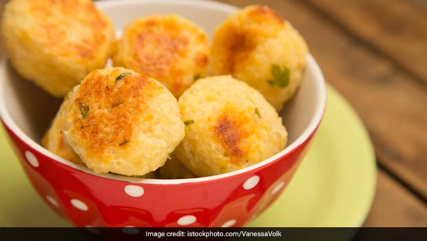 try this pav bhaji rava balls | breakfast recipe