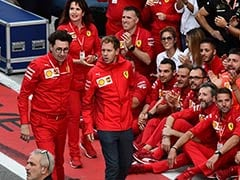 Italian Grand Prix: Sebastian Vettel Crestfallen But Says He Still Loves His Job
