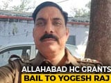 Video : Main Accused In Uttar Pradesh Violence That Led To Cop's Killing Gets Bail