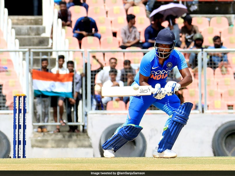 Sanju Samson Donates India A Match Fees To Groundsmen