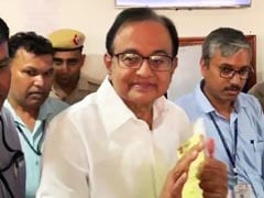 P Chidambaram's Arrest Live Updates: Enforcement Directorate Arrests P Chidambaram After Questioning