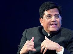 """Train Should Reach Station"": Sena Leader Taunts Piyush Goyal Over Tweets"