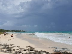 Hurricane Humberto Leaves 28,000 Without Power In Bermuda