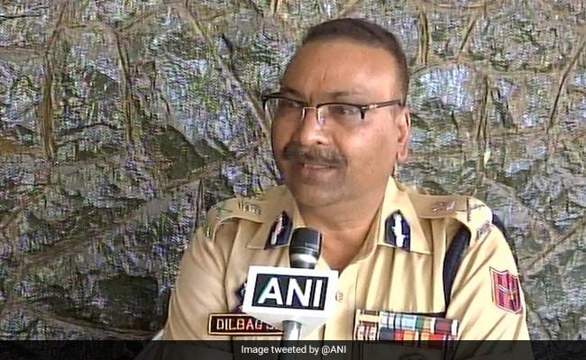 """Pak-Sponsored Terrorist Outfits Pressurising People"": J&K Police Chief"