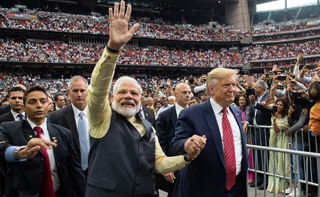 Donald Trump Elevated Ties With India In Ways Not Seen Under Any ...
