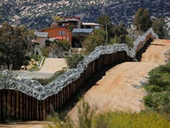 Pentagon Frees $3.6 Billion To Build Trump's Wall On Mexican Border