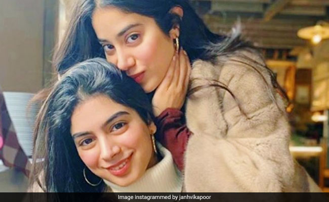 Janhvi Kapoor Sends Sister To NYC Khushi Khushi Because 'Fur Is Faux But Our Love Isn't'