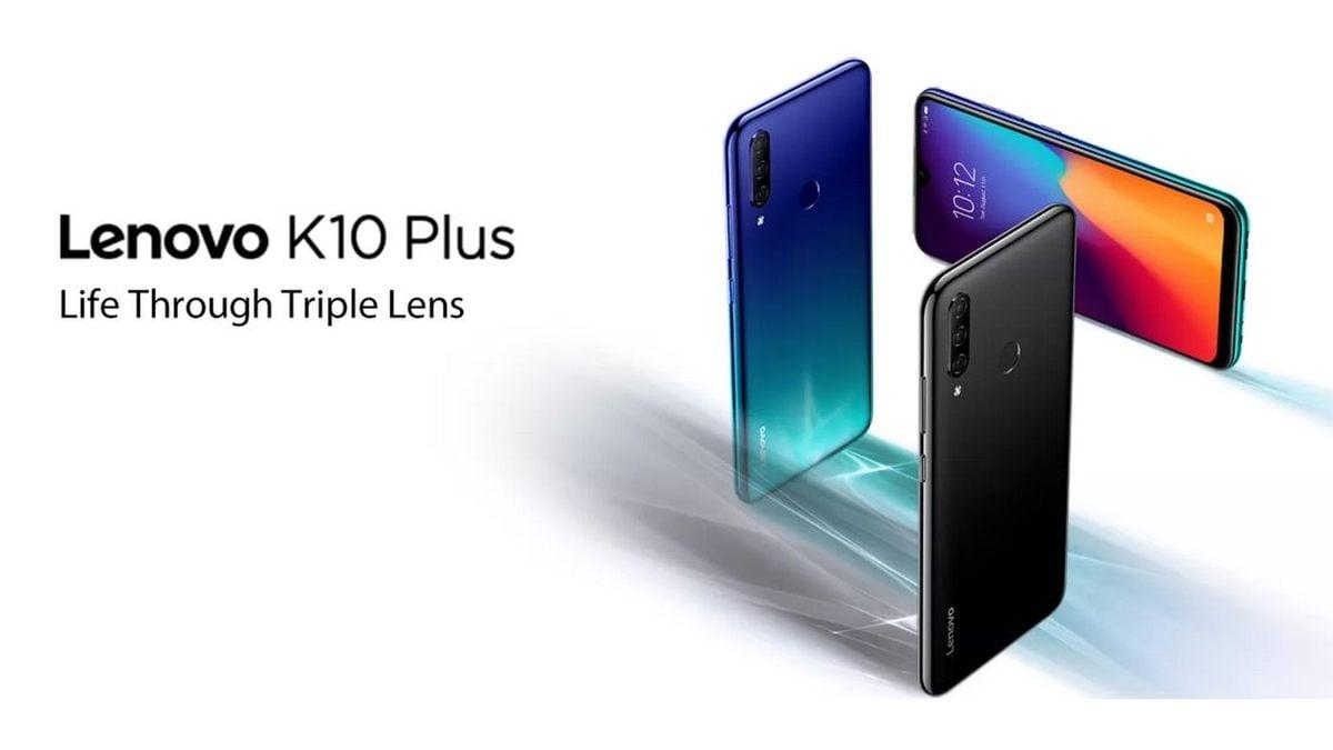 Lenovo K10 Plus में है 4,050 एमएएच बैटरी और तीन रियर कैमरे, इस दिन होगा भारत में लॉन्च