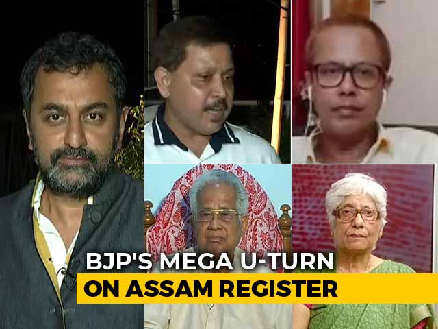 Video : National Register Of Citizens: At The Heart Of BJP's Assam Paradox