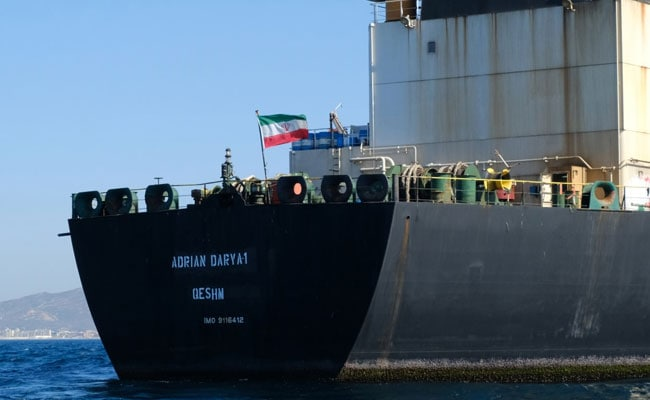 US Imposes Sanctions On Iran Shipping Network, Mehdi Group