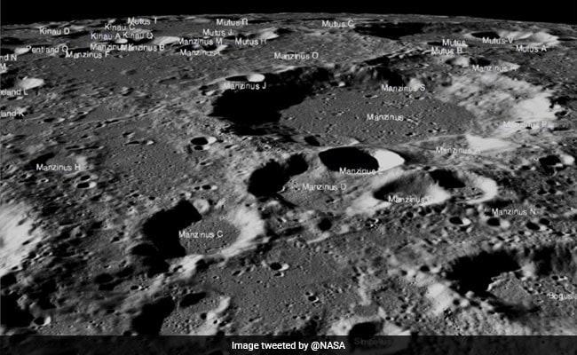 Chandrayaan-2 के लैंडर 'विक्रम' की लैंडिंग साइट से गुजरा रोबोट अंतरिक्ष यान, NASA ने कहा- जल्द ही...