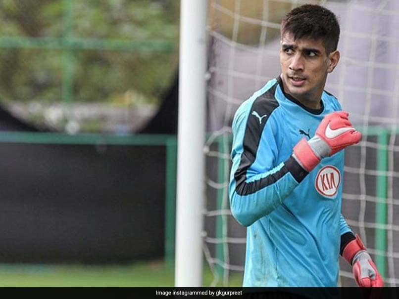 "Gurpreet Sandhu Asks India To Play ""Fearless"" Football Against Oman In World Cup Qualifiers"