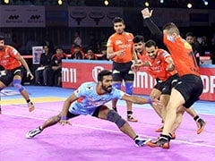 PKL 7: Bengal Warriors Pip U Mumba, Haryana Steelers-Jaipur Pink Panthers Match Ends In A Tie