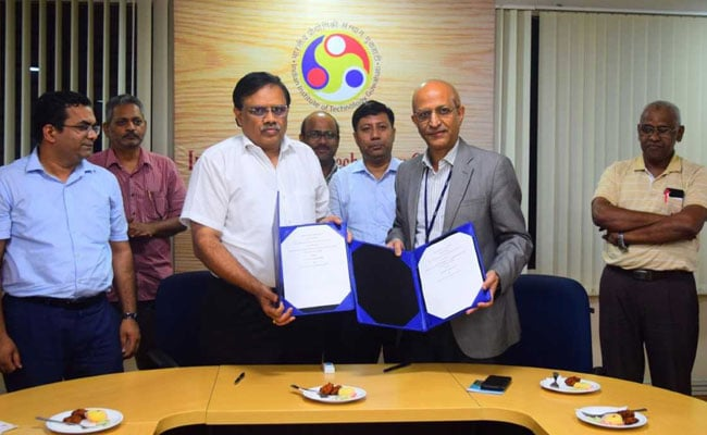 IIT Guwahati To Set Up New Centre To Develop Sustainable Material From Industrial Waste