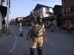"""Ensure Normalcy Restored In Jammu And Kashmir,"" Top Court Tells Centre"