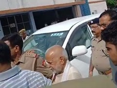 BJP's Chinmayanand, Accused Of Rape By UP Law Student, Arrested