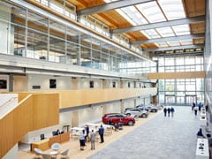 Jaguar Land Rover Opens New Product Creation Centre In Gaydon