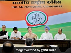 Congress Leaders Meet To Discuss Mahatma Gandhi Birth Anniversary Plans