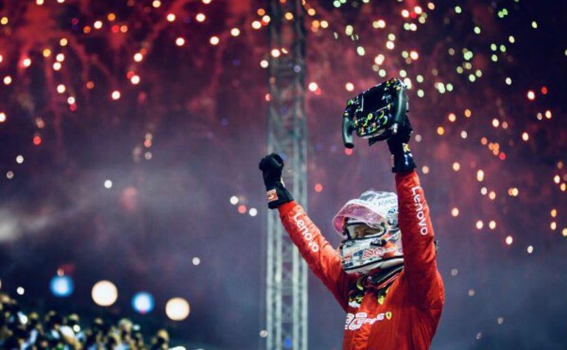 F1: ஓர் ஆண்டுக்கு பின்பு வெட்டலின் 'ஐ யம் பேக்' தருணம்