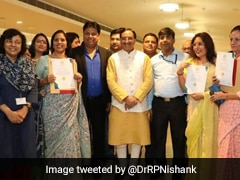 HRD Minister Confers CBSE Teachers Award 2018 To 35 Teachers