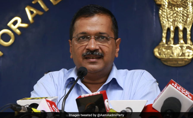 Delhi BJP Files Complaint Against Arvind Kejriwal Over NRC Comments