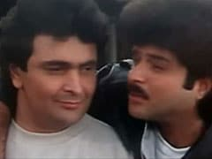To 'James,' With Love: Rishi Kapoor Got This Birthday Wish From <i>Gurudev</i> Co-Star Anil Kapoor