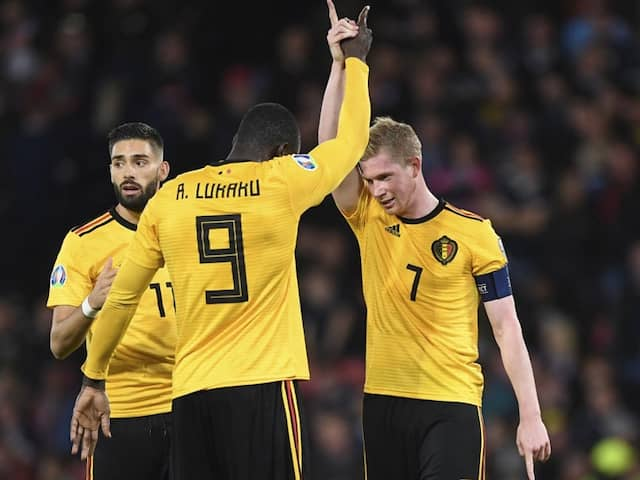 Euro 2020 Qualifiers: Refreshed Kevin De Bruyne Helps Belgium Outclass Scotland
