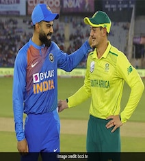 India vs South Africa 3rd T20I Live: আউট রোহিত-শিখর-বিরাট