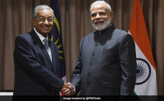 PM Modi Did Not Ask For Zakir Naik's Extradition, Claims Malaysian PM