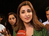 Video : Actor Parineeti Chopra Supports Banega Swasth India Campaign