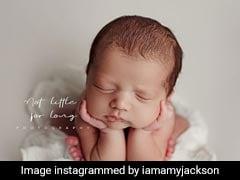 एमी जैक्सन के बेटे ने इस पोज से जीता सबका दिल, Photo देख नहीं हटा पाएंगे नजरें