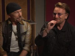Exclusive - U2's Bono: 'India Gave The World Greatest Gift - <I>Ahimsa</i>'
