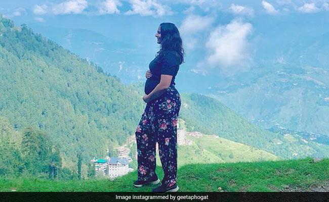 Wrestler Geeta Phogat Announces Pregnancy On Social Media, Wishes Pour In