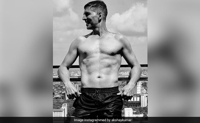 Akshay Kumar Looks Like This At 52. His Secret: 'Be A Product Of Mother Nature'