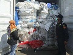 Indonesia Sends Back Hundreds Of Shipping Containers Full Of Waste