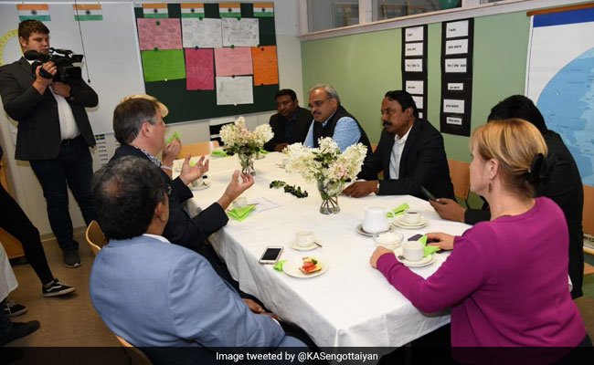 Tamil Nadu To Partner With Finland For Teacher Training In Vocational Education