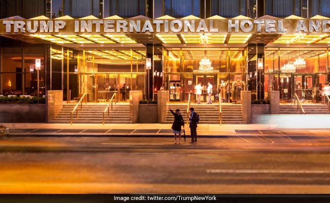 'Best In World': Trump Praises One Of His Hotels On Twitter
