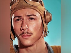 Nick Jonas As World War II Gunner Bruno P Gaido From War Film <I>Midway</I>. Priyanka Chopra Is Smitten