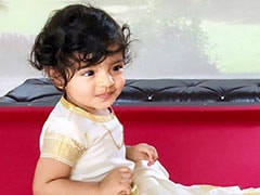 Asin's Onam Greeting Features A Priceless Throwback Pic Of Her 'Little Princess' Arin