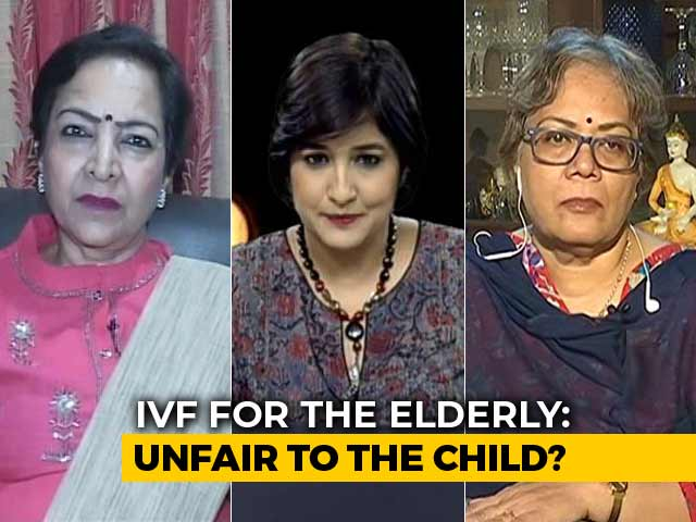 Video : IVF For Elderly: Triumph Of Science or Unethical?