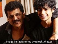 55 साल की उम्र में ईशान खट्टर के पिता बने डैडी, बेटे ने लिया जन्म, देखें Photos