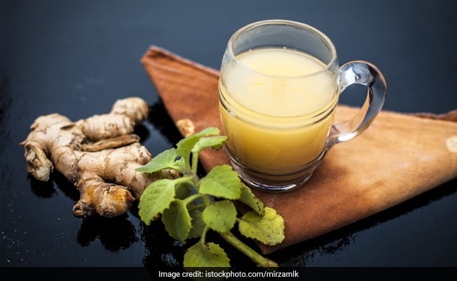 Acidity Problem: To get rid of acidity, try this tea made from celery and cumin