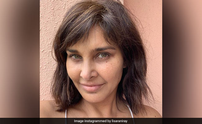 Lisa Ray, 47, Rocks 'Free And Unfiltered' Look On Instagram