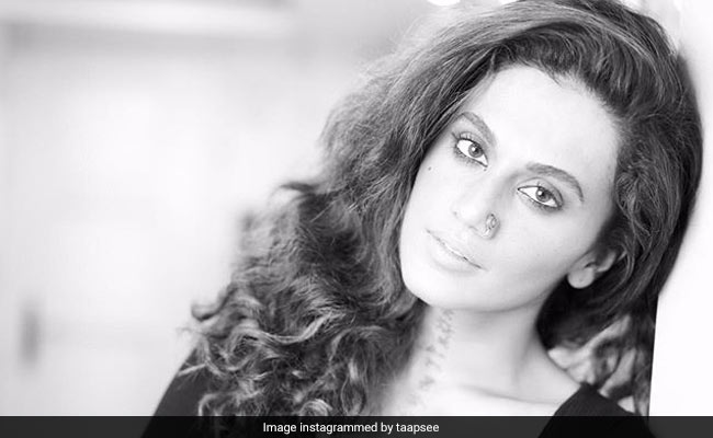 Taapsee Pannu Explains What Her Amrita Pritam Tweet Was About