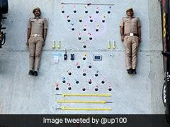 Why Uttar Pradesh Police Is Tweeting About #TetrisChallenge
