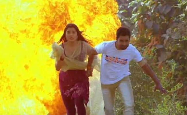 निरहुआ ने भोजपुरी फिल्म 'लल्लू की लैला' को लेकर महिलाओं से की अपील, बोले- मिस न करें...