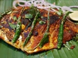 Video : Andhra Pan Fried Pomfret Recipe